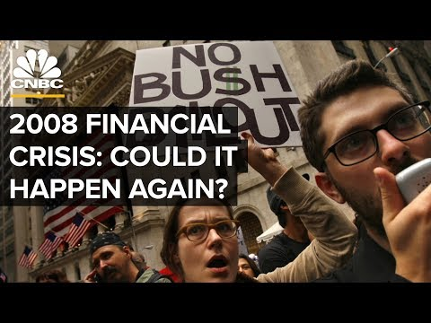 The 2008 Financial Crisis: Could It Happen Again? | Crisis On Wall Street