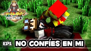 WARFRE CONFÍA EN MÍ Y PASA ESTO... | OVERLORDS OF MINECRAFT EP.1| SERIE SURVIVAL MINECRAFT 1.10
