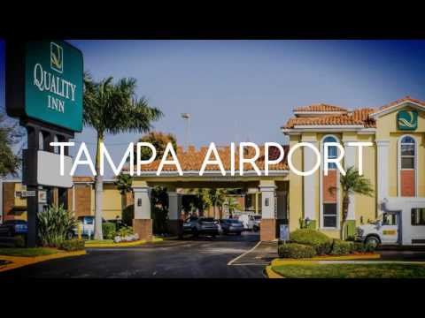 Quality Inn Tampa Airport Cruise Port  Hotel - Budget Port Tampa Bay Area Hotel