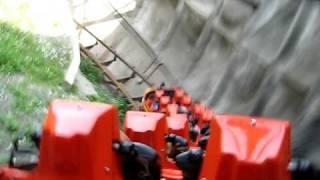 Roller Coaster at MarineLand - Niagara Falls CA