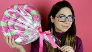 Lollipops Diy /  How To Make Giant Lollipops To Decorate