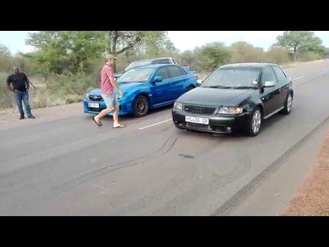 Lephalale street race #2