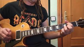 The Darkness - Easter is Cancelled (Easter is Cancelled Album) Guitar Cover