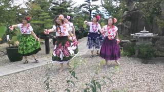 奈良のんびり初級フラダンス教室@淨願寺 im