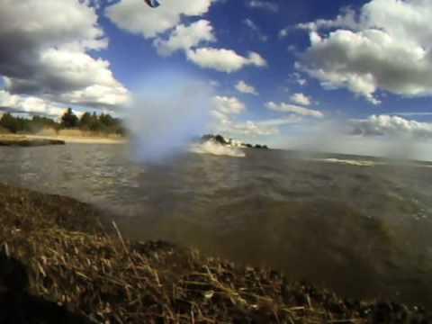 GoPro 12/2009 Kiteboarding Radio Rd. New Jersey