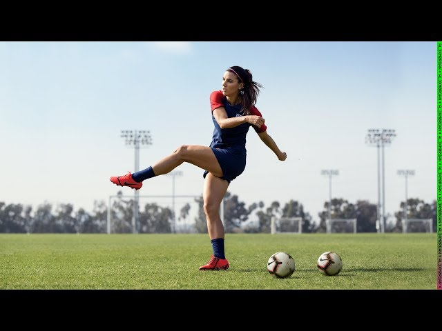 Alex Morgan | Training Unlocked | Nike Football