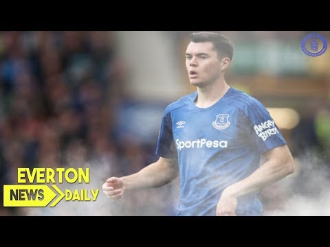 Keane Can Still Make World Cup Squad  |  Everton News Daily