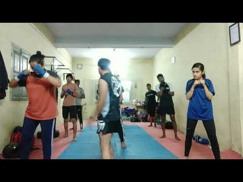 MuayThai, Kickboxing Training by Master Monan Sawale  8109058109