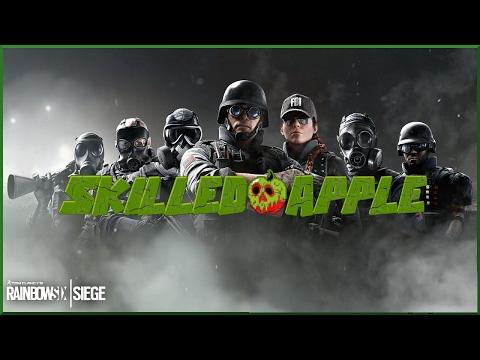 Rainbow Six Siege | Let's Kill Bad Guys | Skilled Apple