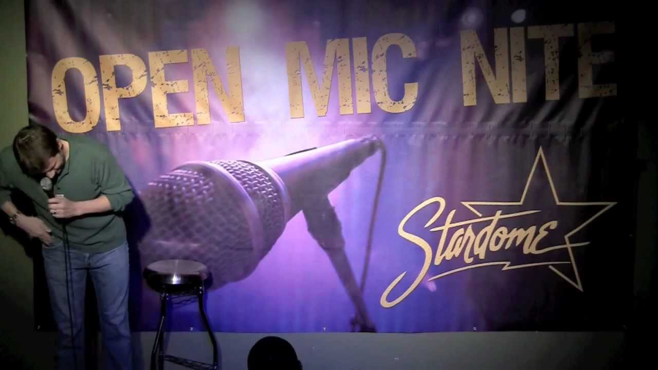 Download Jon McWhorter at the Stardome 2-18-12