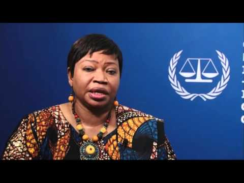 Burundi: ICC Prosecutor, Fatou Bensouda, 25 April 2016