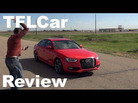 Audi S4 0-60 >> 2014 Audi S4 Quattro 0 60 Mph Racetrack Review Meet The Tfl Record