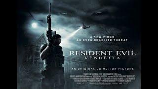 Resident Evil: Vendetta official HD teaser trailer - in cinemas 2017
