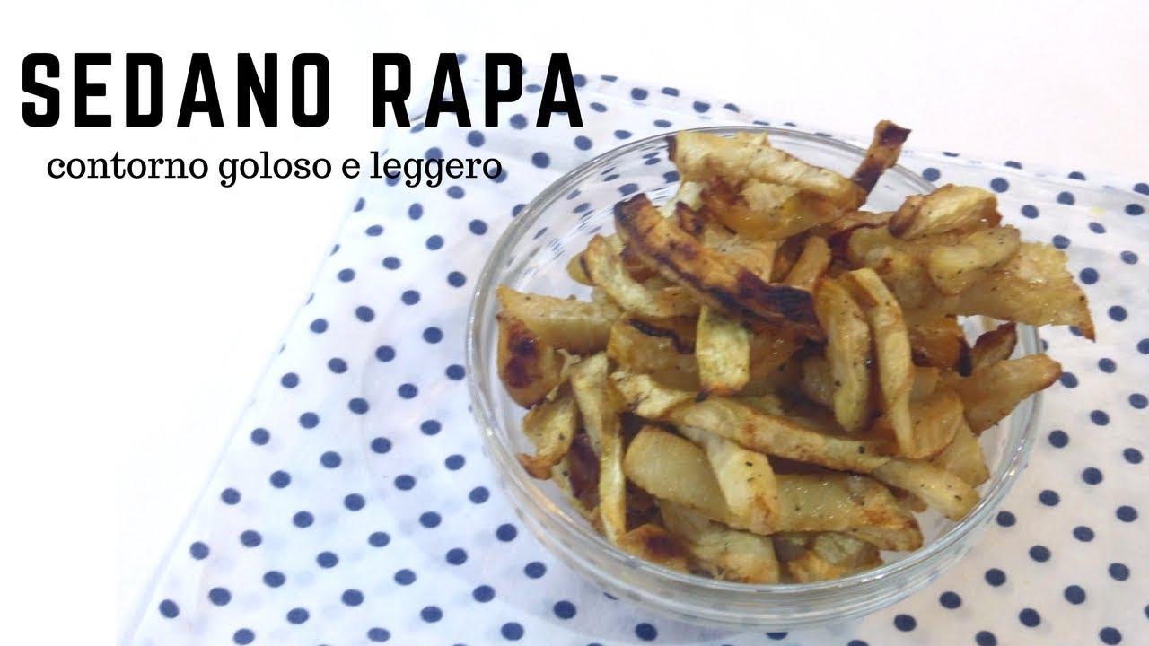 Sedano Rapa al Forno - My-personaltrainer.it