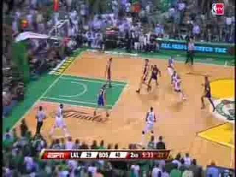 2008 Nba Finals Game 6 Highlights