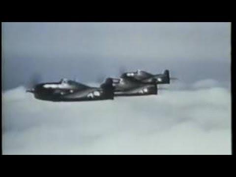 Grumman F9F Panther Documentary