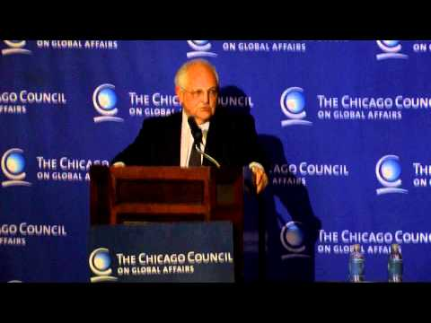 Martin Wolf at The Chicago Council on Global Affairs
