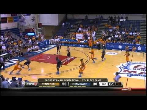 [11.23.11] Jordan McRae - 25 Points Vs Chaminade (Complete Highlights)