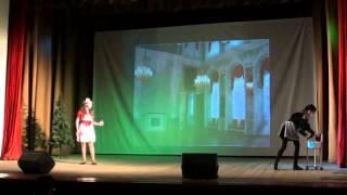 Детский мюзикл Снежная королева 05.02.2013 г. Коломна Московской области