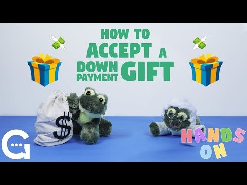 How To Accept a Down Payment Gift For A House - Hands On with Growella