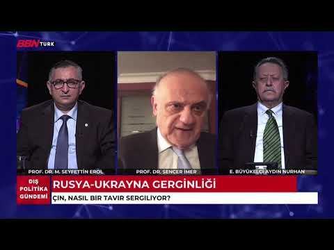 'Dış Politika Gündemi' - 14.04.2021 - |M.Seyfettin Erol, Sencer İmer, Aydın Nurh