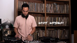 """ECHOES """"DJ"""" SESSIONS : WINKY WIRYAWAN (special house set)"""