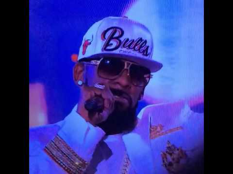 R. Kelly  Step/Backyard Party Live
