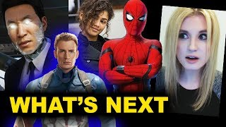 Spider-Man Homecoming END CREDITS, Sequel 2019