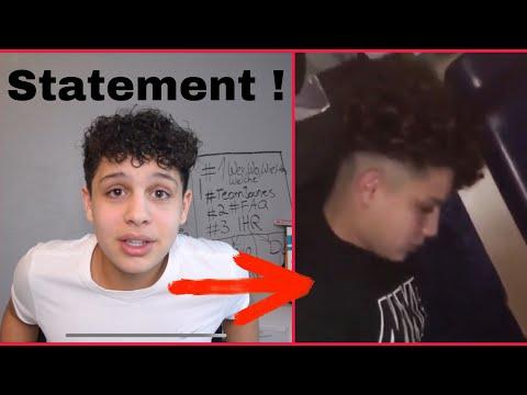 STATEMENT ! 😘  (Zug Video !) #Teamjounes
