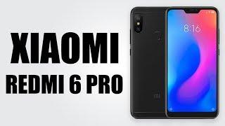 Xiaomi Redmi 6 Pro - 5.84 inch / MIUI 9 / 4GB RAM + 64GB ROM / 12.0MP+5.0MP Dual Rear Cameras