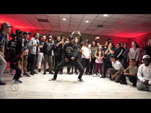 Chris Brown - To My Bed Choreography (Konkrete) | Simply Swagg