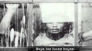 Bob Marley - Turn your lights down low Subtitulado Español