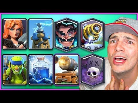 GOOD or BAD?! New BALANCE CHANGE DECK Clash Royale!