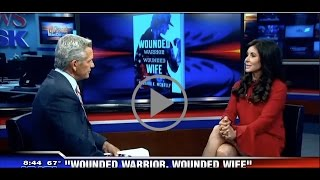 Wounded Warrior Wounded Wife, Barbara McNally Interview: KUSI