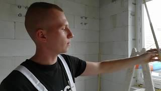 ➡️Jak zrobić 'PRZYGOTÓWKĘ' Pod tynki GIPSOWE ? #tynkarze#dolinanidy#metpol#vlogbudowlany#