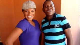 Culture Spears - Botswana Traditional Music Stars - www.nharo.com