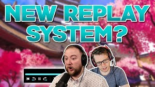 NEW Overwatch replay tool! First look ft. emongg