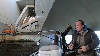 Рыбалка на финском заливе на грани фола после дтп