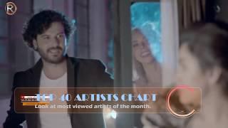 ARAB WORLD TOP 40 SONGS - MUSIC CHART (POPNABLE ARABIC)