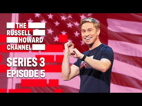 The Russell Howard Hour Series 3 Episode 5 Full Episode Youtube