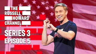 The Russell Howard Hour - Series 3, Episode 5 | Full Episode