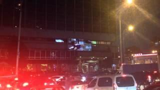 В центре Киева  Отель Лыбидь  24 10 14 Реклама от кибер беркута(Этот и на перекрестке ул.Саксаганского и ул. Толстого видел лично. ГОЛОСУЙ ОСОЗНАННО