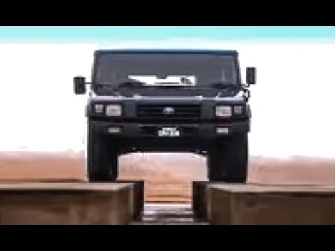 toyota mega cruiser bxd20 トヨタ メガクルーザー 高機動車