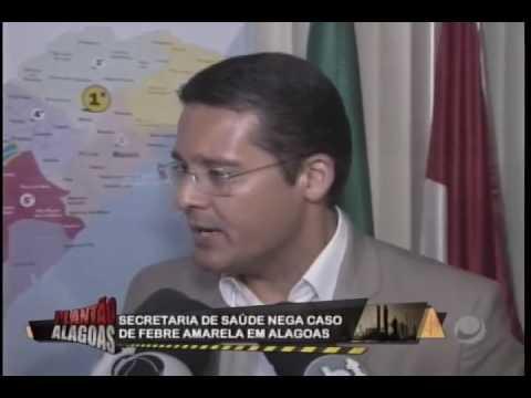 Secretaria de Saúde nega caso de Febre Amarela.