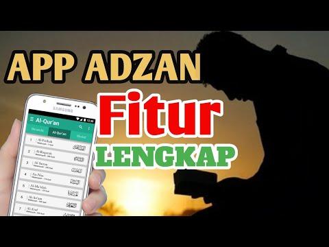 Aplikasi pengingat shalat 5 waktu, app pengingat sholat, aplikasi adzan otomatis.