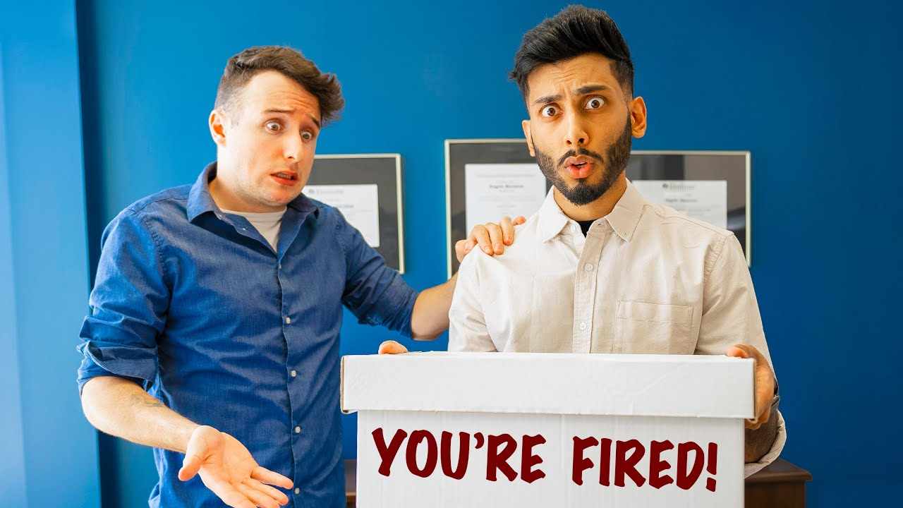 If You Had To Fire Your Best Friend at Work