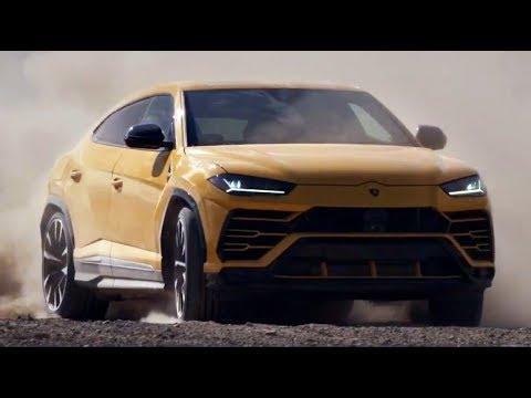 2019 Lamborghini Urus //OFFICIAL// Trailer