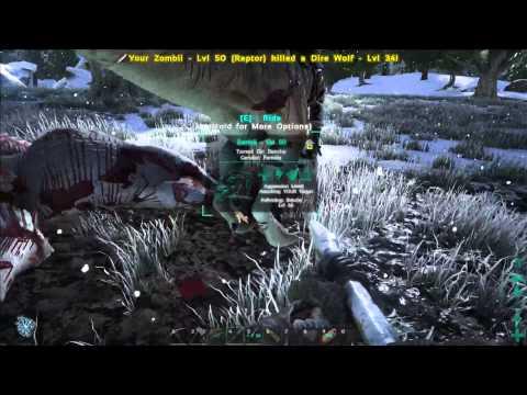 Benchy Streams ARK! SOLO Quetzalcoatlus Taming