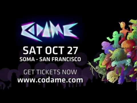 CODAME 2012: ART + TECHNOLOGY FESTIVAL (SAN FRANCISCO, CA)