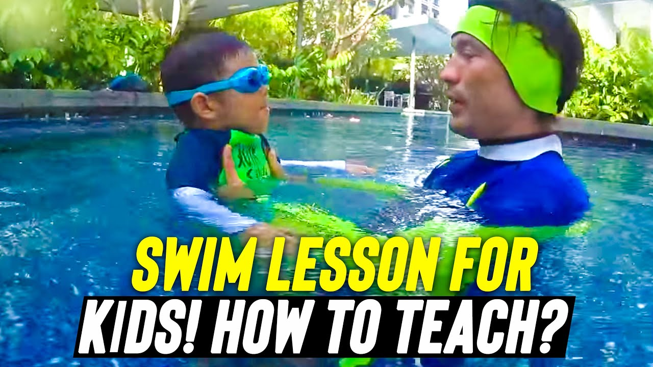 How to Teach Your Kid to Tread Water How to Teach Your Kid to Tread Water new pictures